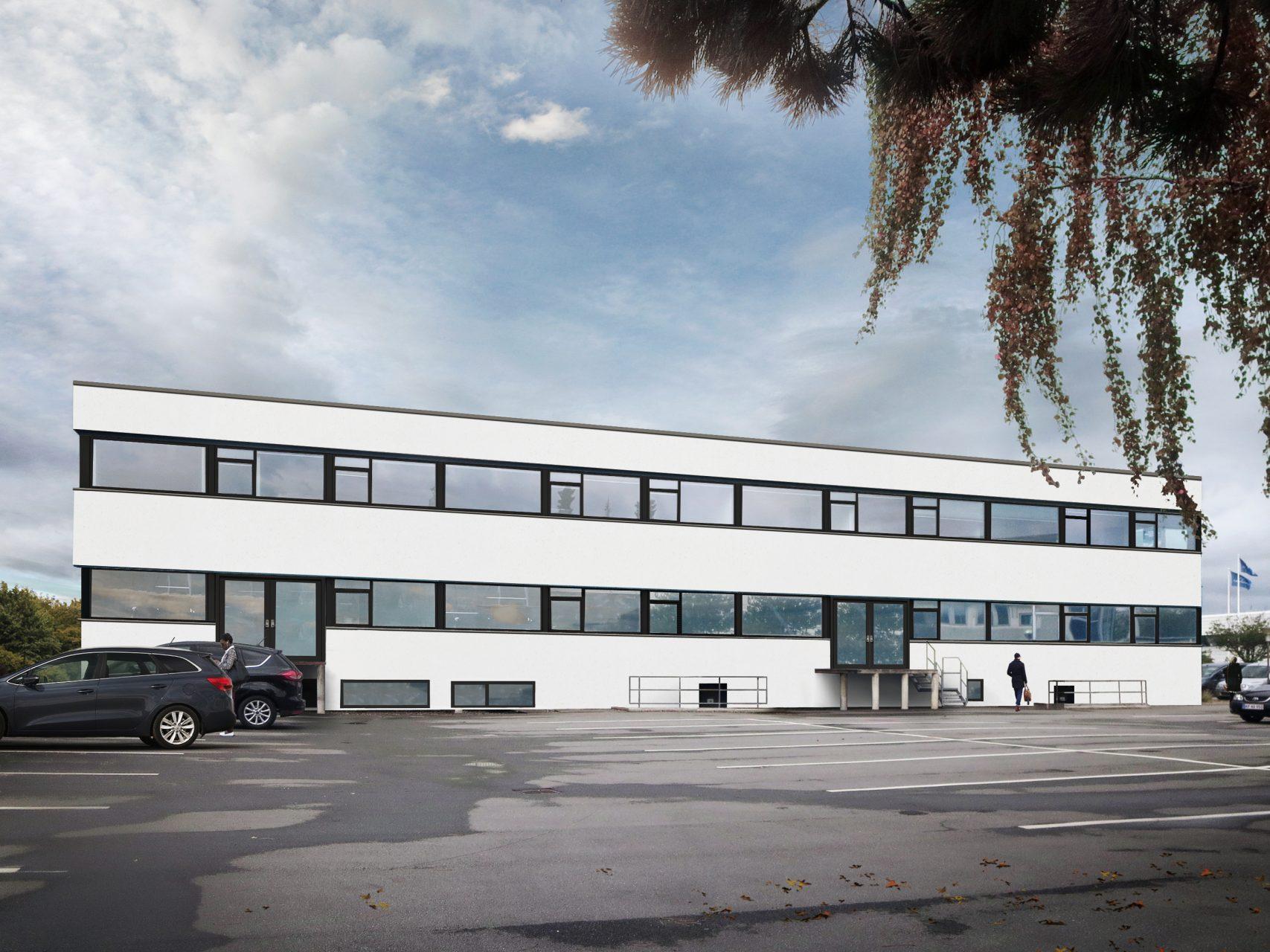 Stensdal Group køber 5.000 m² på Vallensbækvej i Brøndby og har nu en samlet ejendomsportefølje på over 100.000 m²