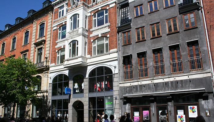 Frederiksborggade – København K