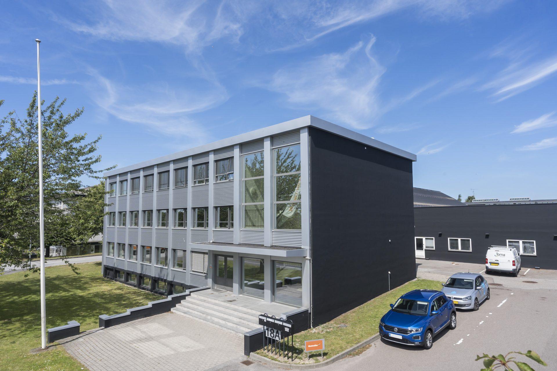 Vallensbækvej 18 A, 2605 Brøndby – 1.392 m² lager og kontor