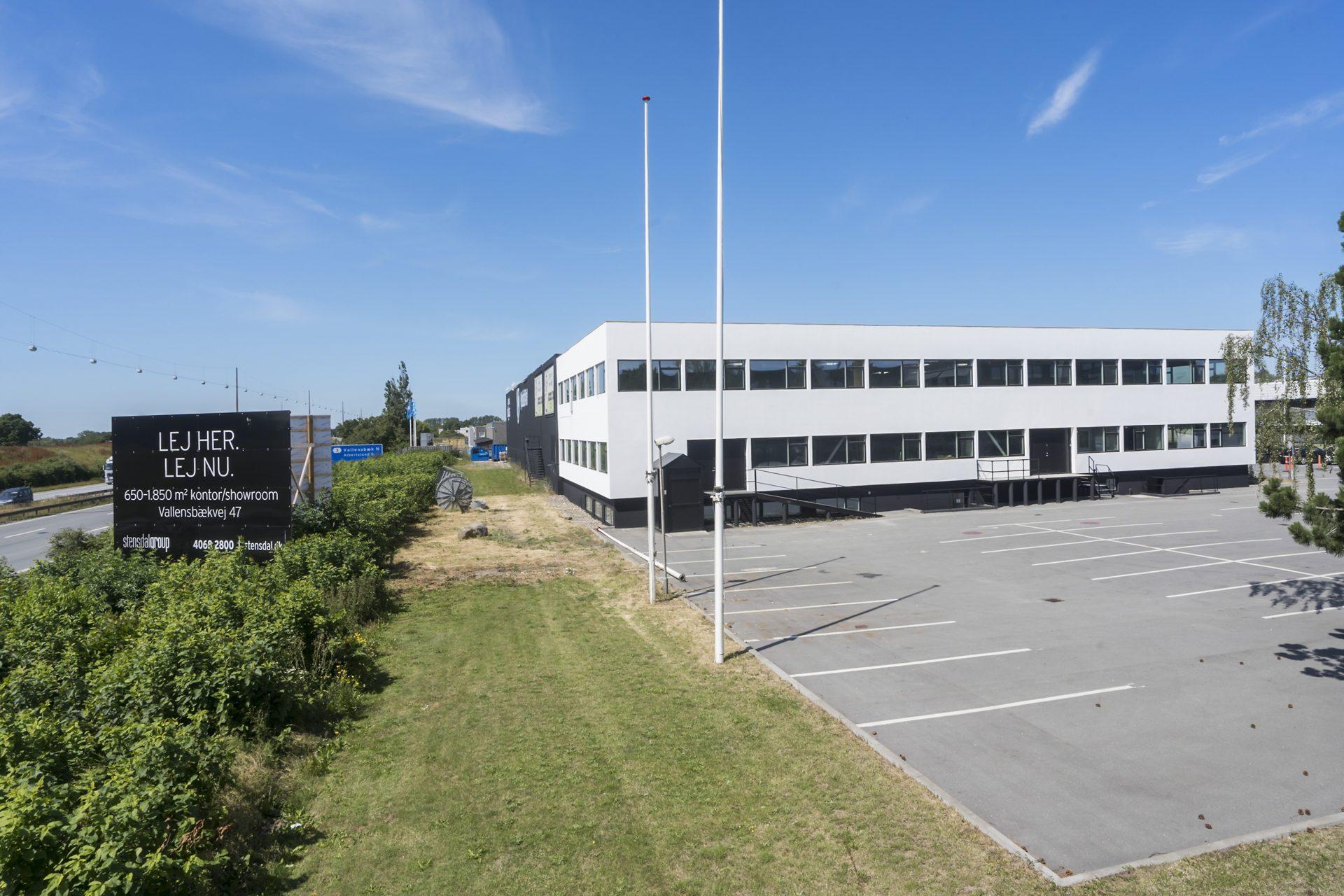 Vallensbækvej 47, 2605 Brøndby